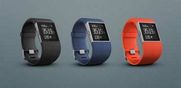 Fitbit Surge: le mix parfait entre smartwatch et coach sportif