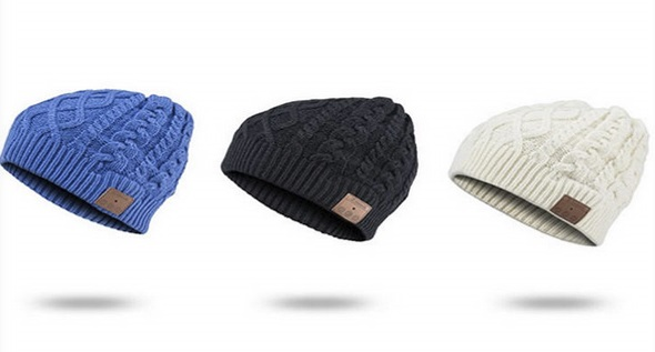 Différentes couleurs de Music Beany le bonnet connecté