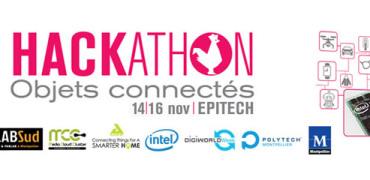 Hackathlon des objets connectés à Montpellier en 2014