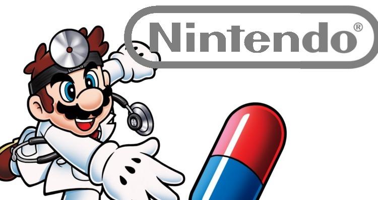 Nintendo santé connectée