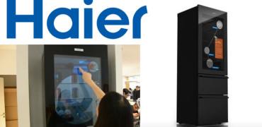 Réfrigérateur Connecté Haier