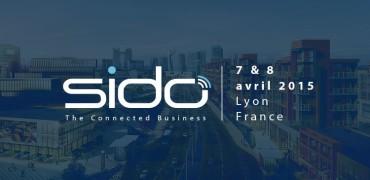 SIdO 2015 Salon de l'Internet des Objets Lyon