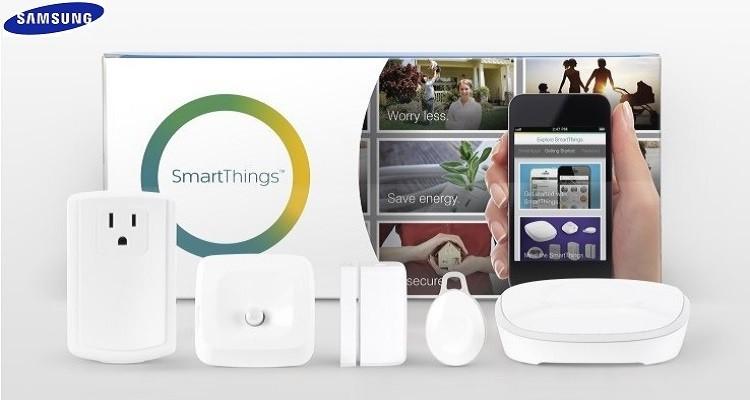 Smarthings racheté par Samsung
