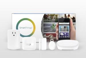 Smarthings, maison connectée