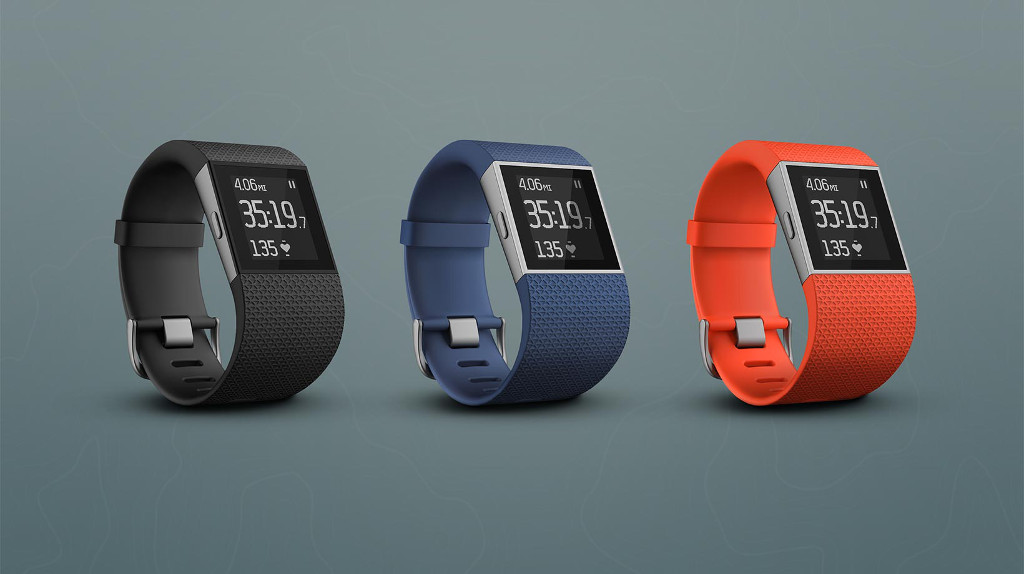 Fitbit Surge smartwatch sport