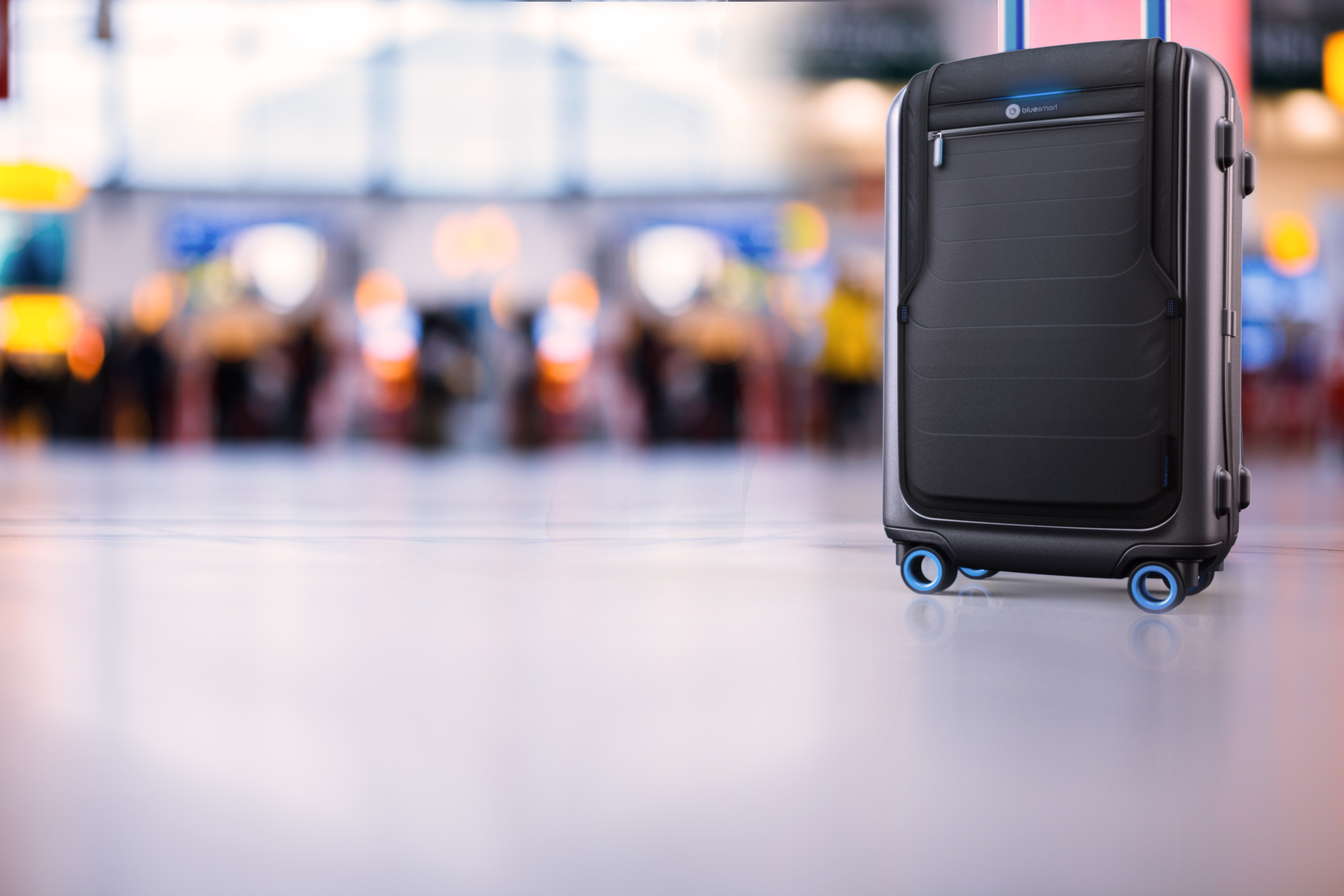 Bluesmart la valise connectée innovante