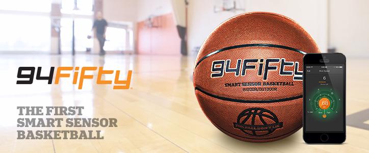 Basket-Ball : Le ballon connecté, s'entraîner comme les Pros 1