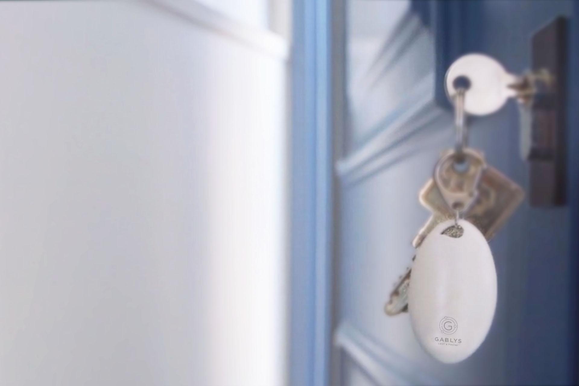 Gablys - Porte-clés connecté
