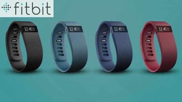 Charge et Charge HR deux nouveaux traqueurs d'activités pour Fitbit 8